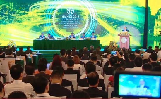 Hà Nội thu hút thêm 17 tỷ USD vốn đầu tư