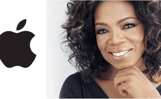 Oprah Winfrey kí hợp đồng dài hạn với Apple