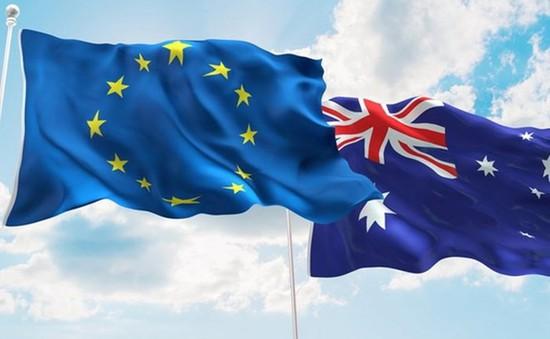 Australia và EU nỗ lực thúc đẩy FTA song phương