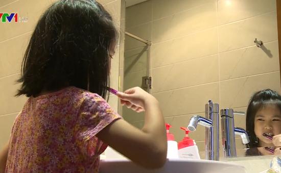 Hướng dẫn dạy trẻ đánh răng đúng cách mà các mẹ nên biết