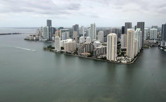 Mỹ: 300,000 ngôi nhà có nguy cơ ngập lụt do nước biển dâng đột biến