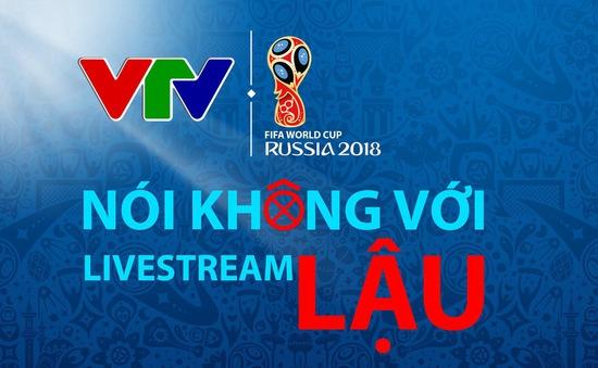 Hiệp sĩ đồng hành cùng VTV mùa FIFA World Cup™ 2018