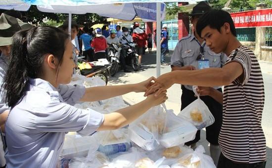 Kỳ thi THPT quốc gia 2018: Thừa Thiên – Huế hỗ trợ hơn 3000 suất cơm cho thí sinh