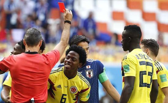 Chấm điểm ĐT Colombia 1-2 ĐT Nhật Bản: Tệ nhất Carlos Sanchez!