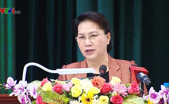 """Chủ tịch Quốc hội Nguyễn Thị Kim Ngân: """"Quốc hội luôn lắng nghe ý kiến cử tri"""""""