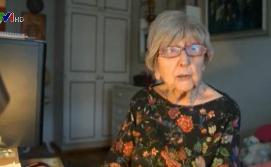 Blogger 106 tuổi nổi tiếng ở Thụy Điển