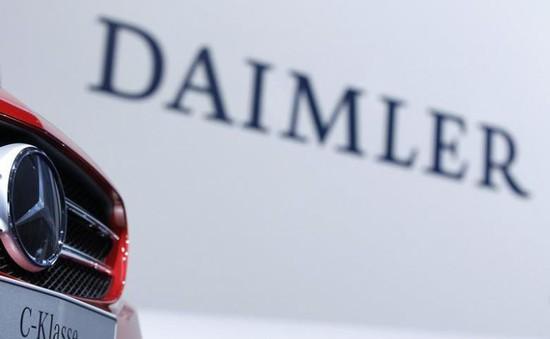 Daimler đứng trước án phạt 3,75 tỷ Euro vì bê bối gian lận khí thải