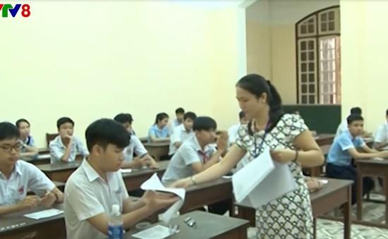 Thừa Thiên Huế tổ chức kỳ thi tuyển sinh vào lớp 10