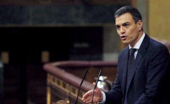 Tân Thủ tướng Tây Ban Nha tuyên thệ nhậm chức