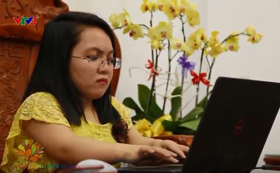 """Cô bé hạt tiêu Đinh Thị Lý - """"Nữ Hoàng SEO"""" nhỏ mà có võ"""