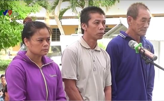 An Giang: Tuyên phạt 5 năm tù giam 3 đối tượng buôn lậu thuốc lá