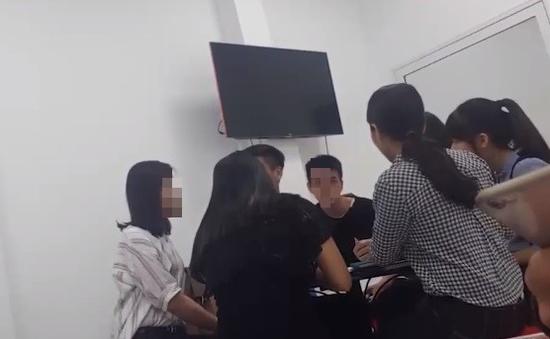 Lật tẩy chiêu trò lôi kéo sinh viên vào trung tâm đào tạo