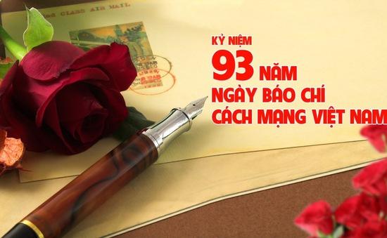 Nhiều hoạt động nhân Ngày Báo chí Cách mạng Việt Nam