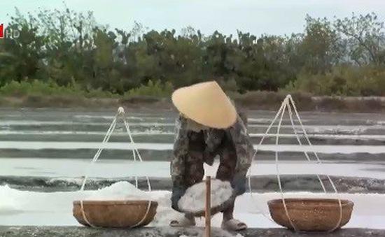 Hỗ trợ diêm dân sản xuất muối sạch