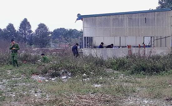 Phát hiện thi thể người đàn ông trong nhà tạm giam bỏ hoang
