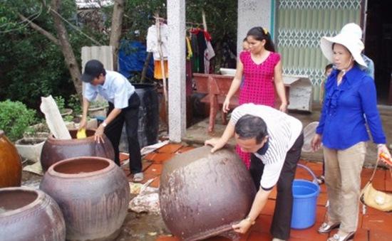 Bộ Y tế phát động phòng chống dịch sốt xuất huyết khu vực phía Nam