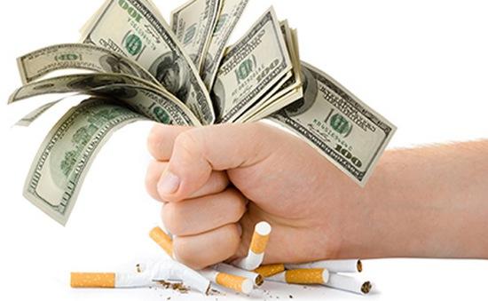 Mỹ: Thưởng tiền khuyến khích bỏ thuốc lá