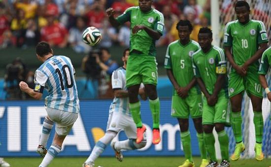 """FIFA World Cup™ 2018: """"Ghi bàn vào lưới Argentina là việc không khó"""""""