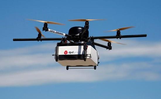 Xu hướng giao hàng bằng máy bay không người lái ở Dubai