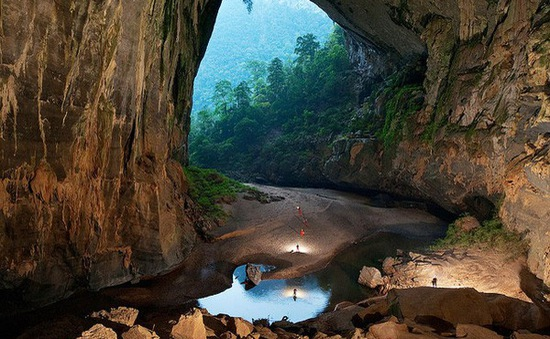 Việt Nam lọt top 50 địa điểm thám hiểm hàng đầu thế giới