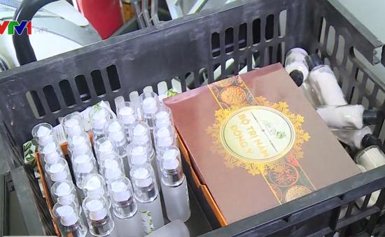 Hà Nội: Thu giữ 3.000 sản phẩm đông y không rõ nguồn gốc