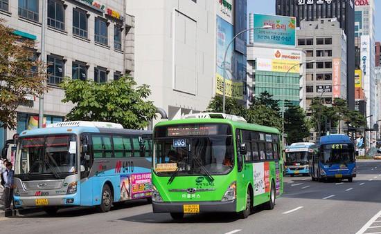 Seoul hướng đến thành phố có hệ thống giao thông công cộng tiên tiến