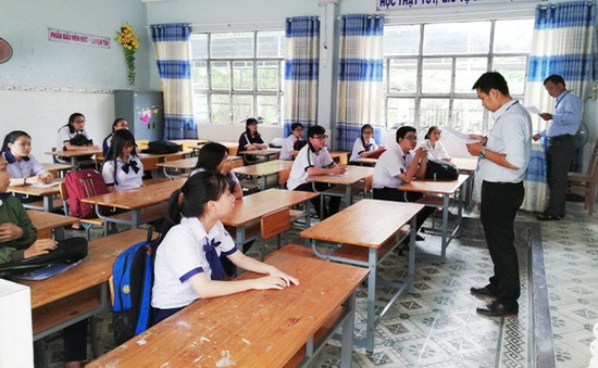 Học sinh tại Hà Nội sẵn sàng cho kỳ thi THPT Quốc gia 2018