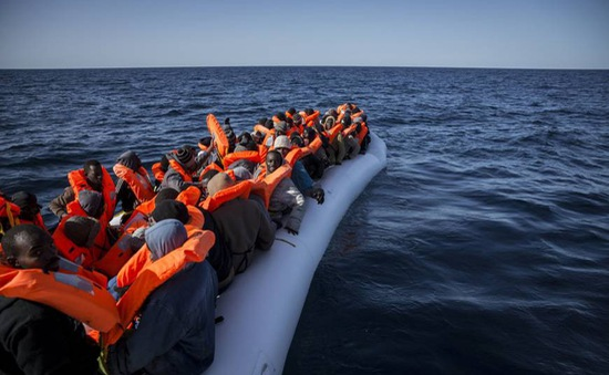 Tây Ban Nha giải cứu gần 800 người di cư