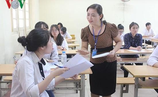 Thi THPT quốc gia 2018: Lai Châu phải chuyển 1 điểm thi sang nơi khác