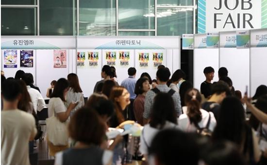 Tỷ lệ thất nghiệp ở người có trình độ cao tăng mạnh tại Hàn Quốc
