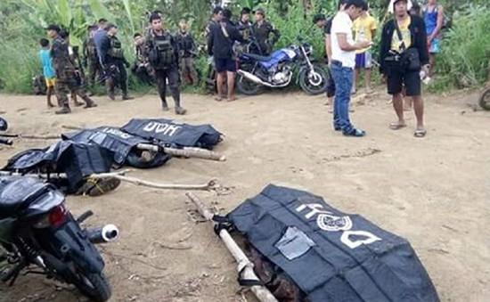 Philippines điều tra vụ đụng độ giữa cảnh sát và quân đội