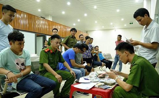 Sinh viên năm cuối người Lào vận chuyển lượng lớn ma túy vào Hà Tĩnh
