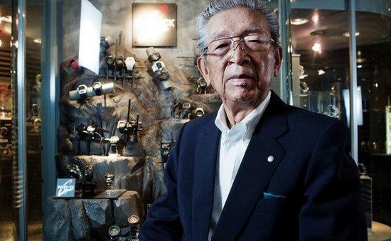 Cha đẻ của đồng hồ Casio qua đời ở tuổi 89