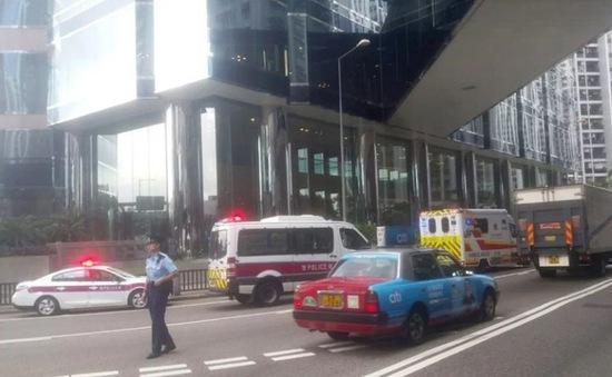 Nổ súng tại Hong Kong (Trung Quốc), 4 người bị thương