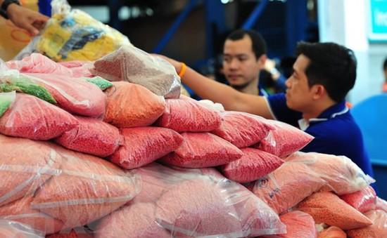 Các nước Đông Nam Á tổ chức tiêu hủy khối lượng lớn ma túy