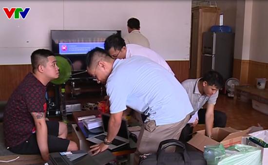 Hà Tĩnh bắt đường dây cá độ bóng đá hơn 35 tỷ đồng