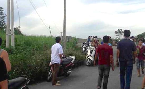 4 công nhân bị điện giật tử vong tại Nghệ An