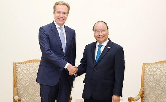 Việt Nam sẽ phối hợp chặt chẽ với Diễn đàn kinh tế Thế giới