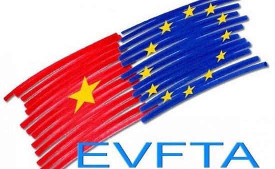 Hôm nay (30/6), Hiệp định EVFTA được ký kết