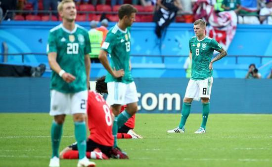 """""""Đại loạn"""" bảng F FIFA World Cup™ 2018: Chuyện kẻ thắng, người thua"""