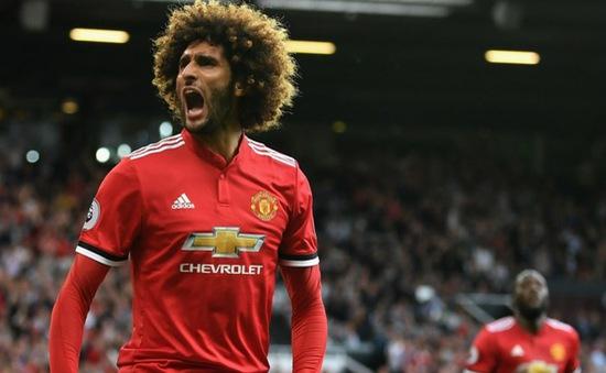 Fellaini gia hạn hợp đồng, quyết ở lại Man Utd