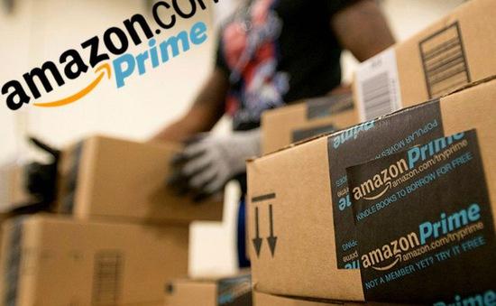 Amazon đầu tư các công ty kho vận