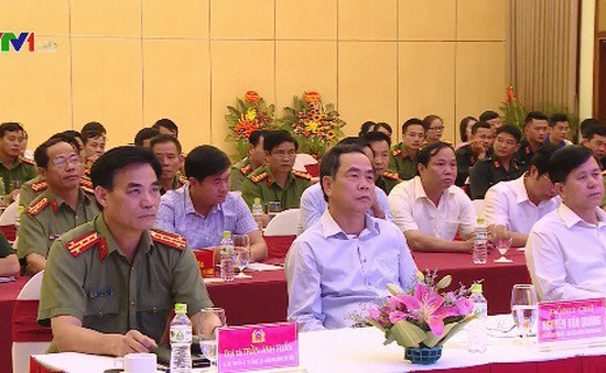 Sơ kết chuyên án ma túy lớn tại Sơn La