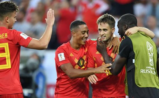Chấm điểm Anh 0-1 Bỉ: Rashford vô duyên trong ngày cựu thần đồng Man Utd tỏa sáng