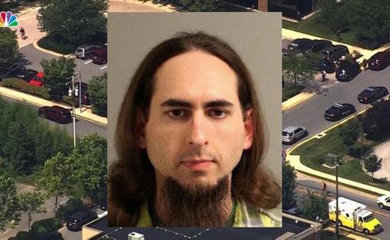 Nghi phạm trong vụ xả súng tòa báo Capital Gazette bị cáo buộc tội giết người cấp độ 1