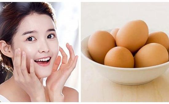 3 cách đẩy sạch mụn, trắng da bằng mặt nạ trứng gà