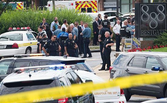 Xác định hung thủ nổ súng tại toà soạn Mỹ