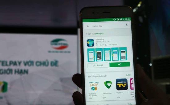 Ra mắt dịch vụ chuyển tiền và thanh toán điện tử