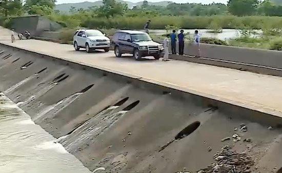 Thanh Hóa: Hơn 80% hồ đập đang xuống cấp
