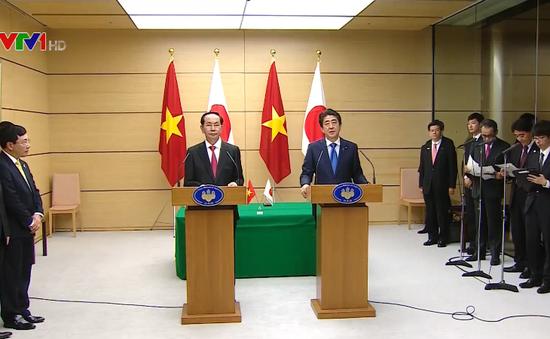 Tương lai tươi sáng của quan hệ Việt Nam - Nhật Bản